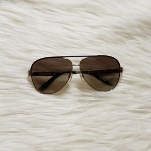 Like New Juicy Couture Aviator Sunglasses!